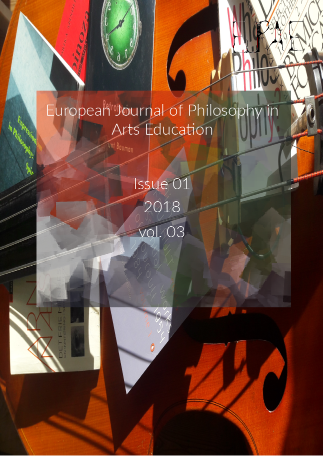 Journal Of Art And Design Education